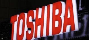 Toshiba'da Düşüş Sürüyor!