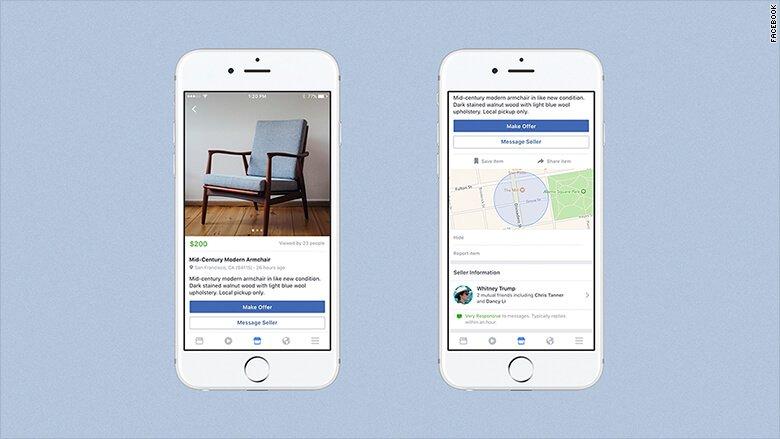 161003083307-facebook-marketplace-780x439 Facebook'tan İkinci El Eşya Satın Almayı Düşünür Müsünüz?