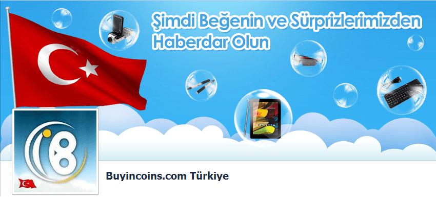 Yurtdışı Alışveriş BuyinCoins.com
