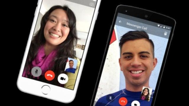 Facebook Messenger Görüntülü Konuşma Özelliği