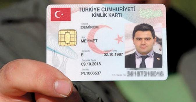 Çipli Kimlik Kartı Dönemi Başlıyor! çipli kimlik kartları Çipli Kimlik Kartı Dönemi Başlıyor! e kimlik