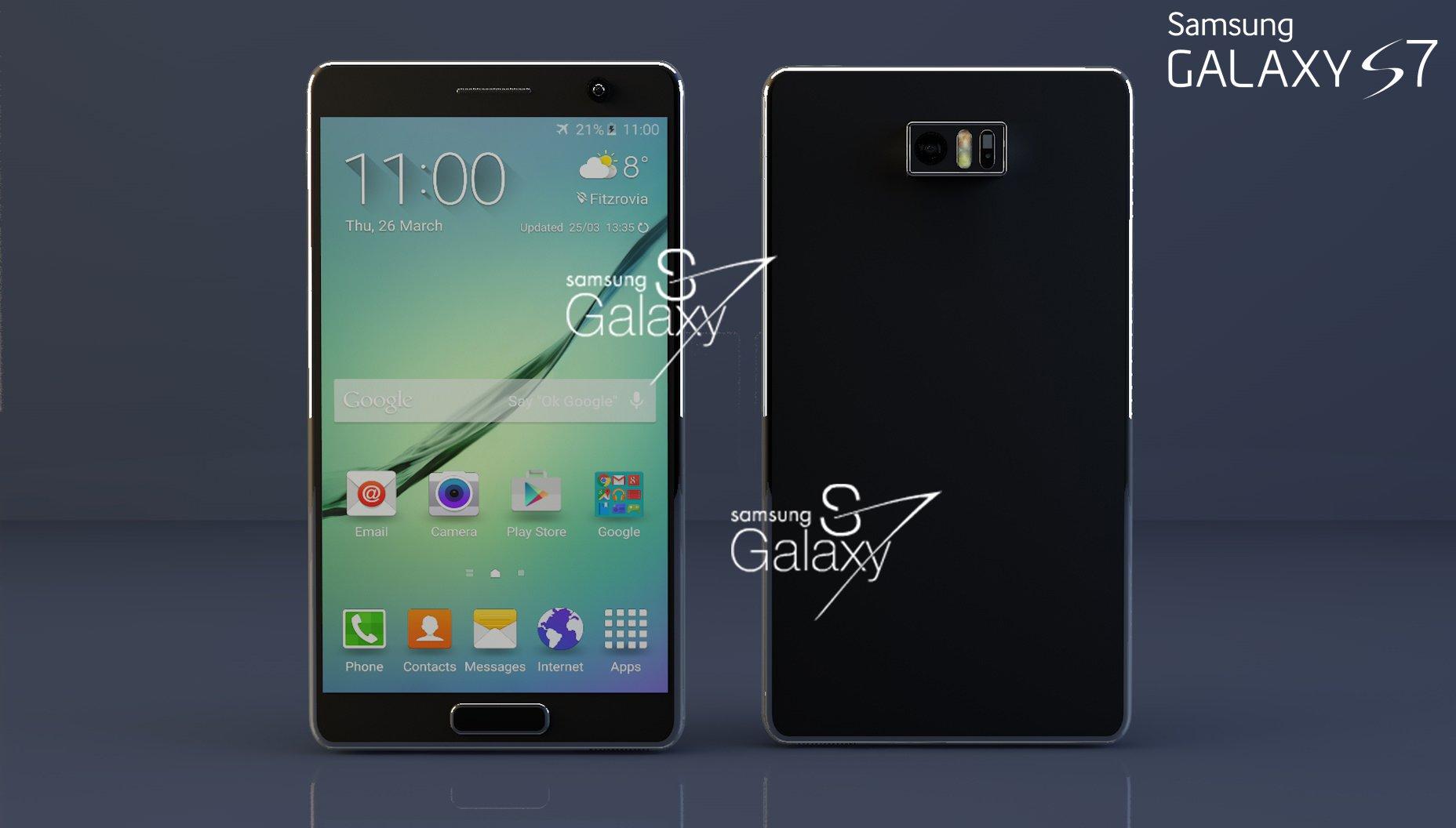 Samsung Galaxy S7'nin Bataryası Ne Kadar Dayanıyor?