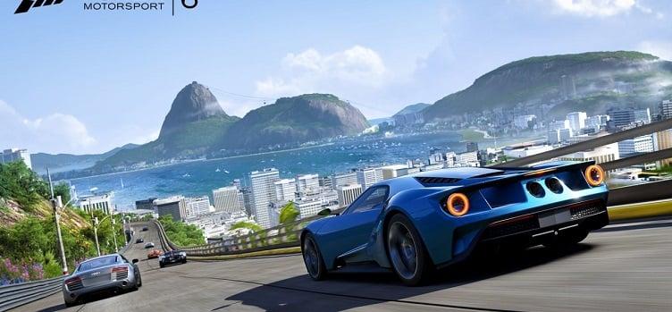 Forza Motorsport 6: Apex'in İlk Oynanış Videosu Geldi!