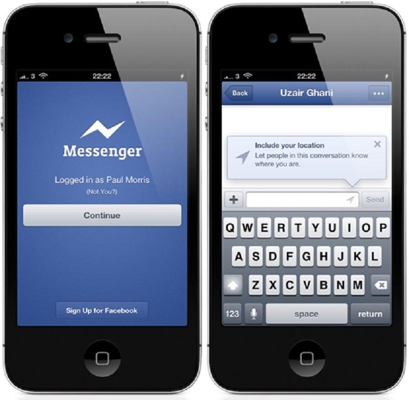 110 [object object] Messenger'a Gelen Son Özellik: Sesli Grup Görüşmesi! 110