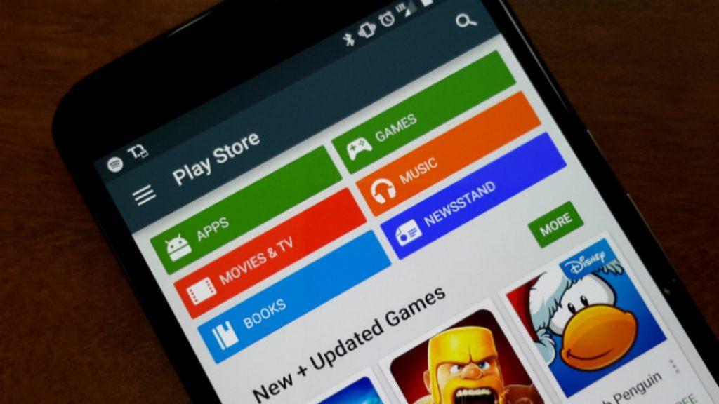 Google Play'in En Meşhur Uygulamaları Google Play'in En Meşhur Uygulamaları