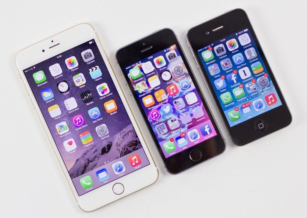 iPhone'un Yeni Ekranı Samsung'dan!