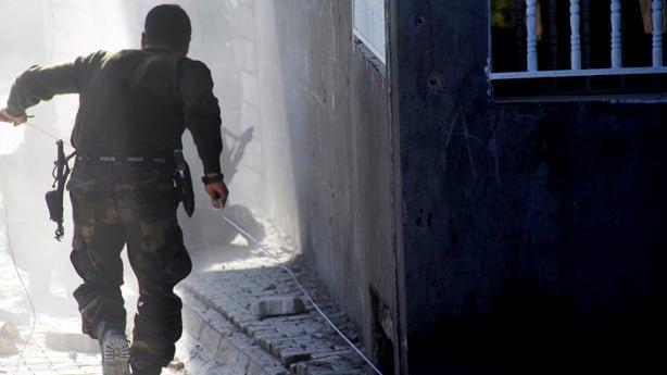Diyarbarkır'da Bombalı Saldırı