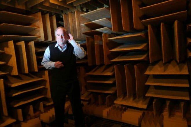 Dünyanın En Sessiz Odası dünyanın en sessiz odası Dünyanın En Sessiz Odası icinde 45 dakik bile durulamayan dunyanin en 639164 3653 3 b