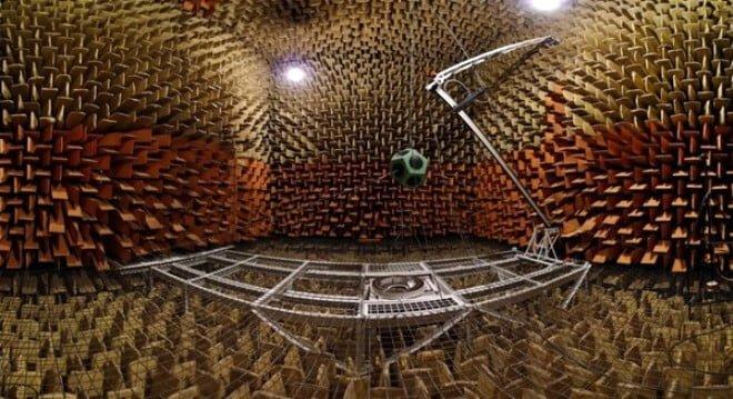 Dünyanın En Sessiz Odası dünyanın en sessiz odası Dünyanın En Sessiz Odası icinde 45 dakik bile durulamayan dunyanin en 639164 4652 7 b