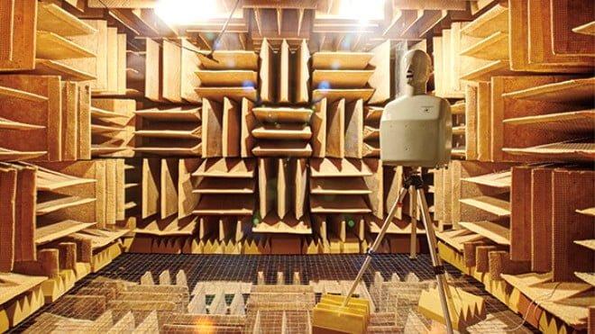 Dünyanın En Sessiz Odası dünyanın en sessiz odası Dünyanın En Sessiz Odası icinde 45 dakik bile durulamayan dunyanin en 639164 4866 1 b