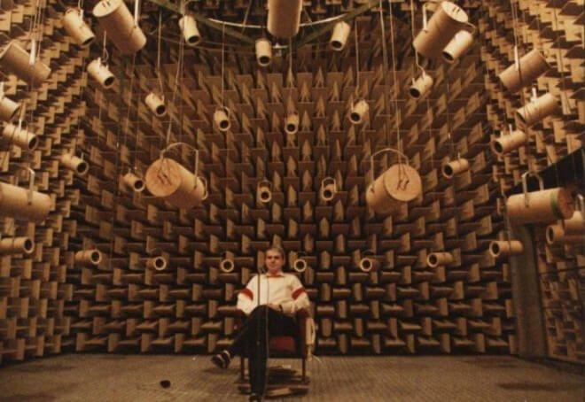 Dünyanın En Sessiz Odası dünyanın en sessiz odası Dünyanın En Sessiz Odası icinde 45 dakik bile durulamayan dunyanin en 639164 7739 2 b