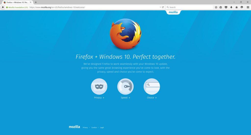 """Firefox """"Windows XP ve Windows Vista""""dan Desteğini Çekiyor! Firefox """"Windows XP ve Windows Vista""""dan Desteğini Çekiyor! w10 en 1024x552"""