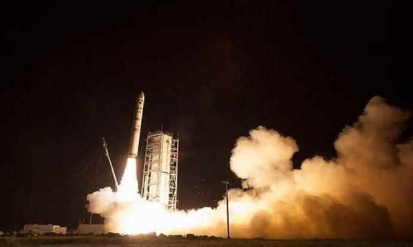 530 NASA Aracının Göktaşı Yolculuğu Başladı! NASA Aracının Göktaşı Yolculuğu Başladı! 530