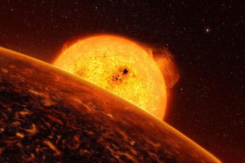 800pxartists_impression_of_corot7b_ Gezegen Yiyen Yıldız Bilim Dünyasını Hareketlendirdi! Gezegen Yiyen Yıldız Bilim Dünyasını Hareketlendirdi! 800pxArtists impression of Corot7b