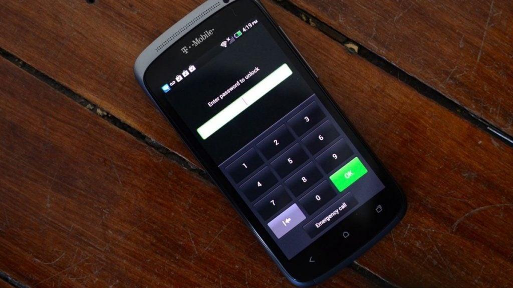 Android'de Şifresiz Dönem Başlıyor!