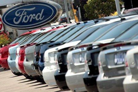 ford-motors Ford Otonom Taksi İşine Mi Girecek?