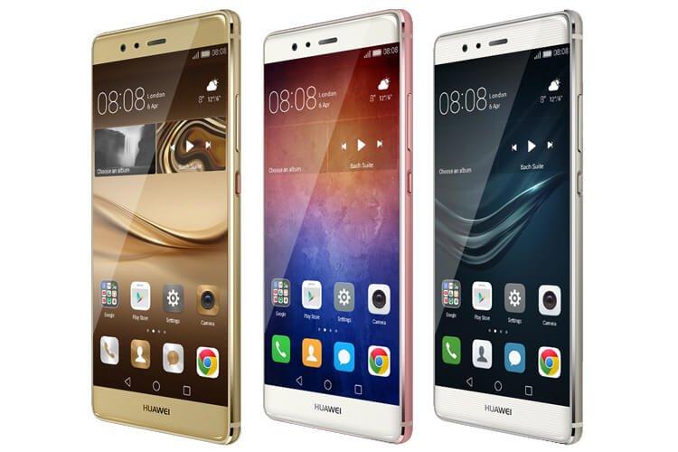 huawei-p9-08 Huawei 100 Milyon Akıllı Telefon Sattı!