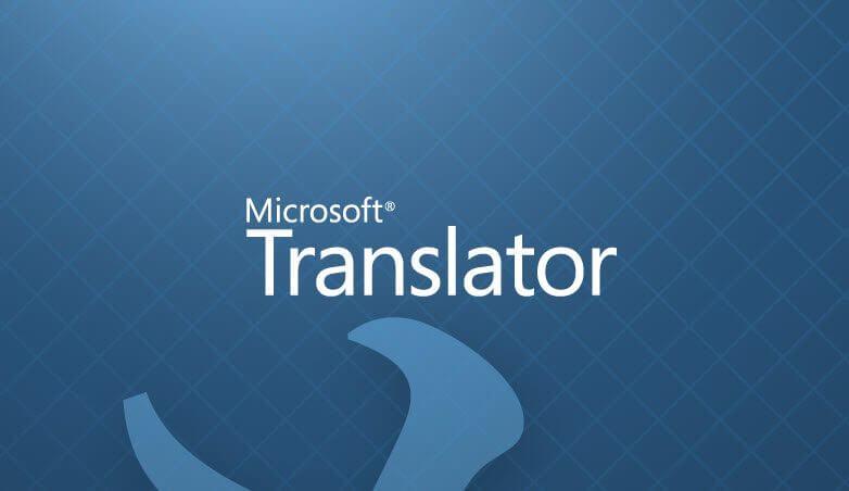 microsoft-translator Microsoft'tan Google'a Rakip Olacak Çeviri Uygulaması!