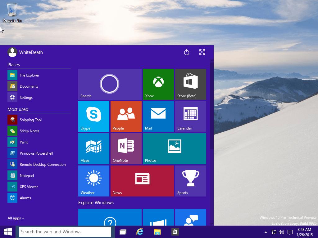 Windows_10_x64_2015_01_26_03_48_49 Windows 10 Güncellemesi Ne Zaman Yayınlanacak? Windows 10 Güncellemesi Ne Zaman Yayınlanacak? Windows 10 x64 2015 01 26 03 48 49 1024x768