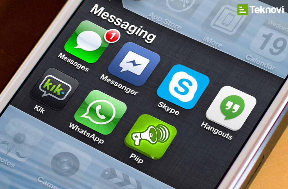 android-icin-en-iyi-mesajlasma-uygulamalari Kamu Kurumları Mesajlaşma Uygulamaları Konusunda Uyarıldı!