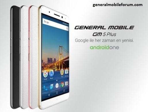 General Mobile GM 5 Plus Özellikleri İnceleme