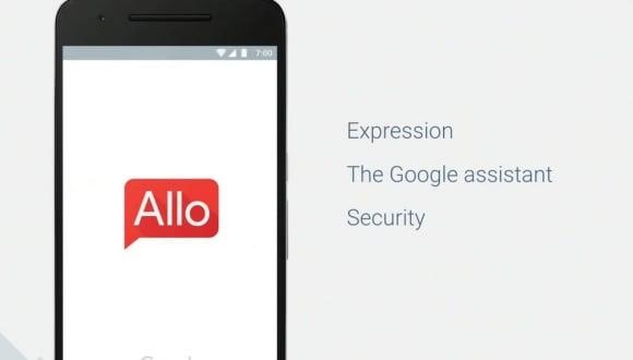 google-allo-tanitildi Google'ın Yeni Mesajlaşma Uygulaması: Google Allo