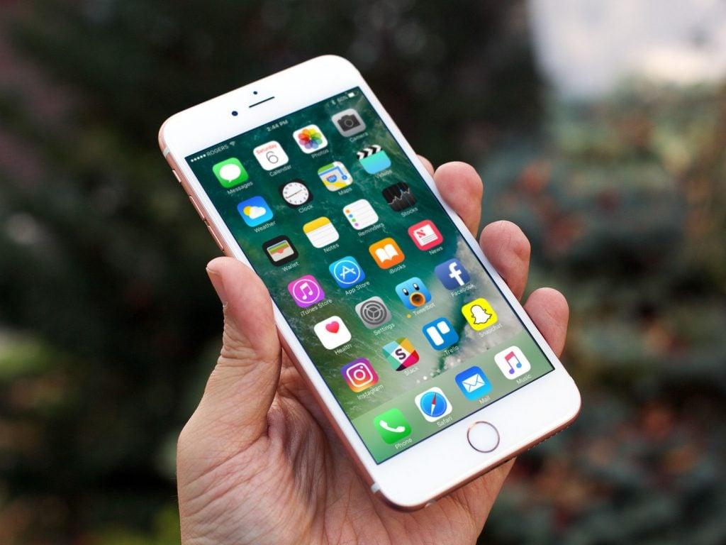 home-screen-ios-10-iphone iOS 10 Yükselişini Sürdürüyor! iOS 10 Yükselişini Sürdürüyor! home screen ios 10 iphone 1024x768