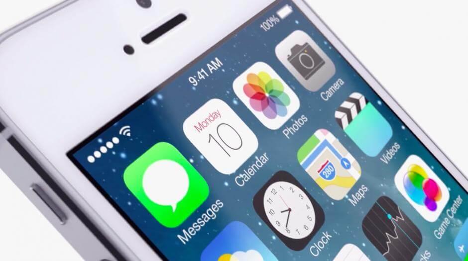 ios-7-messages-004 iOS 10.1.1 Güncellemesinde Arama Yapılamıyor!