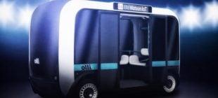 Sürücüsüz Otobüs Teknolojisi Geliyor!