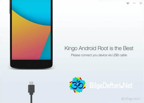 KingoRoot ile Root Atma Resimli ve Detaylı Anlatım Root Atma KingoRoot ile Root Atma Resimli ve Detaylı Anlatım kingoroot device not connected 2