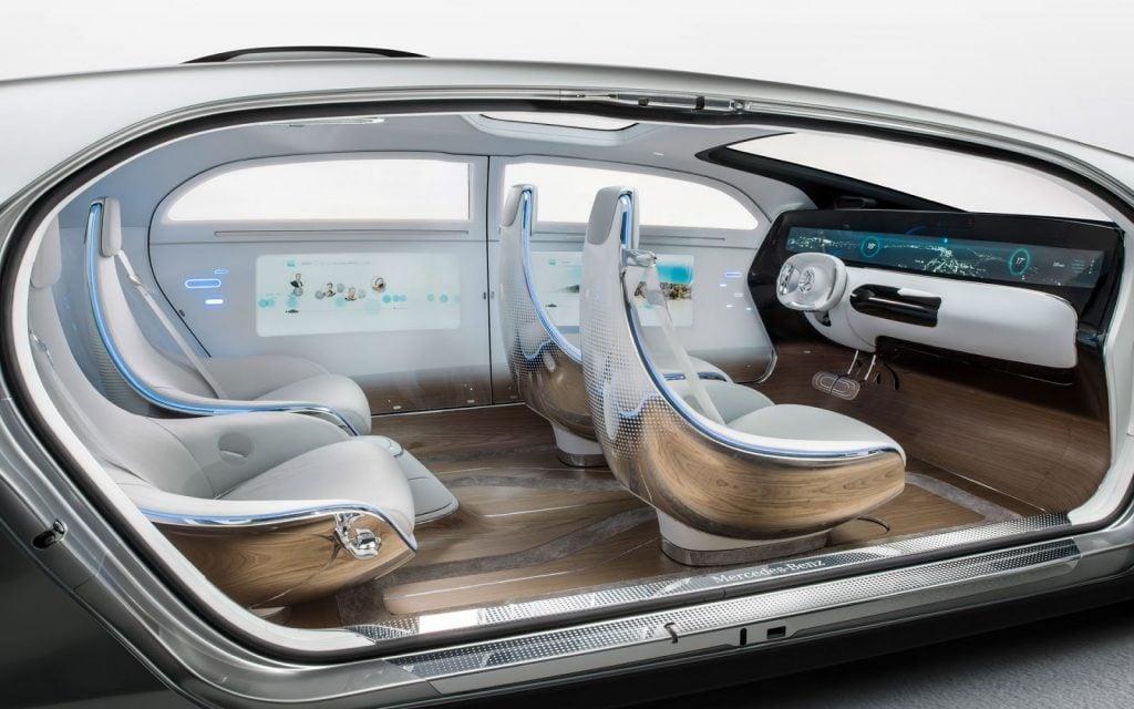 mercedes-benz-f015-luxury-rooteto Yapay Zeka Otomobilin Sorunlarını Tespit Edecek!
