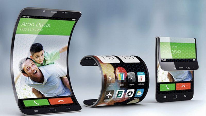 Samsung'dan 4K Ekrana Sahip Katlanabilir Telefon Galaxy X Geliyor!