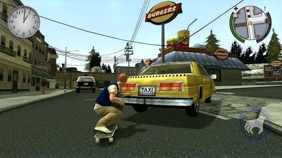 unnamed Rockstar Games'in Video Oyunu Bully iOS Ve Android'e Geldi!