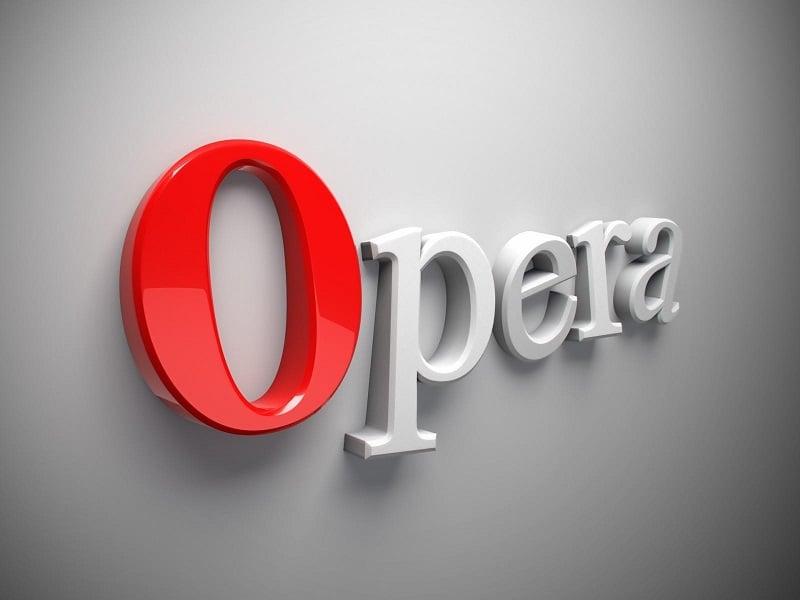 Opera'dan Yeni Hamle: Power Saving Modu!