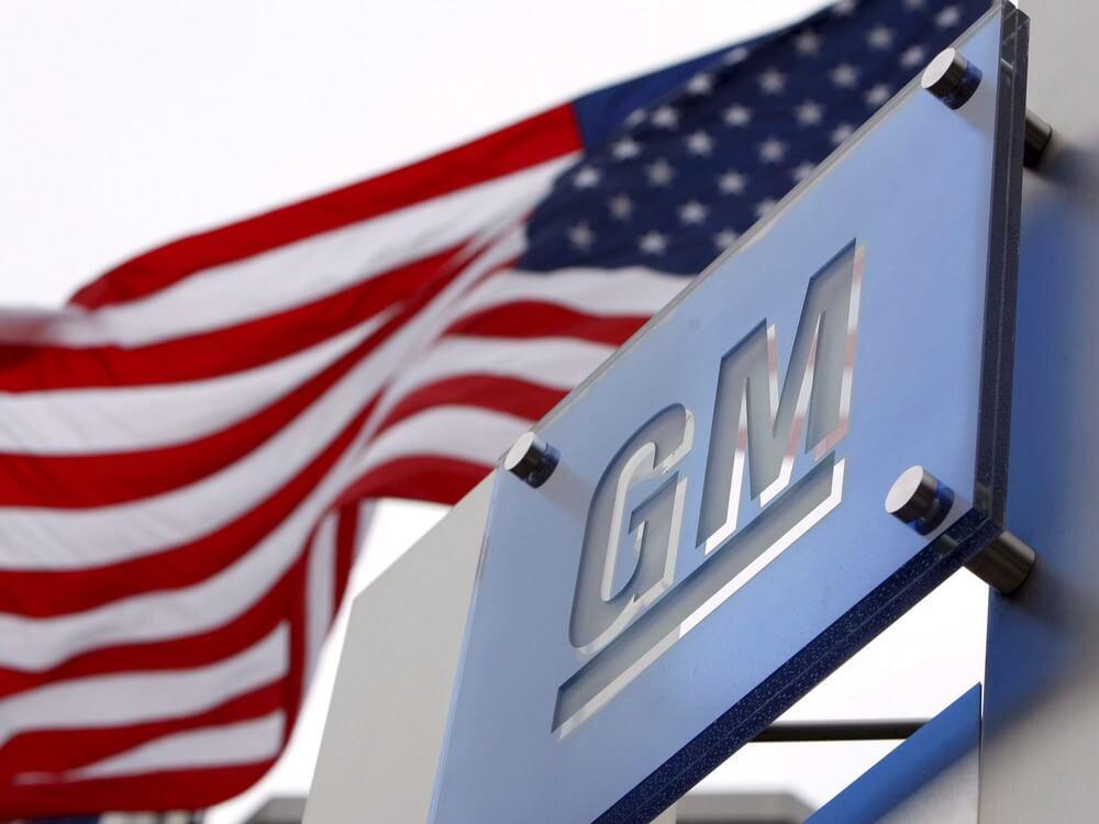 Trump Ve Otomotiv Firmaları Arasındaki Tartışma Sürüyor Trump Ve Otomotiv Firmaları Arasındaki Tartışma Sürüyor 130724 general motors 4x3 421p