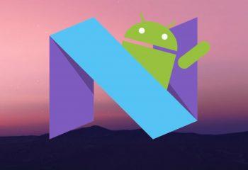 Android Nougat Geliyor!