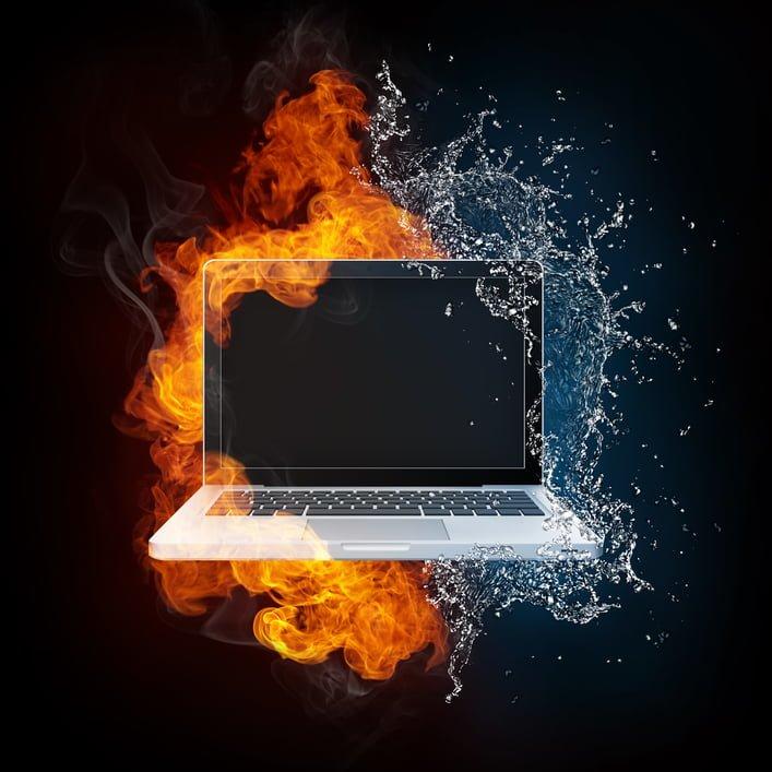 Laptoplarda Isınma Önemli Mi ?