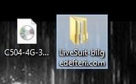 LiveSuit İle Tablete Yazılım Yükleme [object object] Livesuit ile yazılım yükleme / Livesuit İle Yazılım Atma 1
