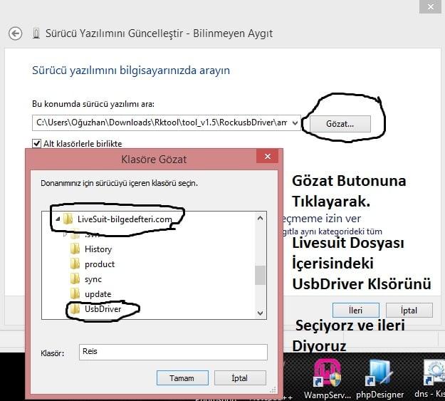 LiveSuit İle Yazılım Yükleme [object object] Livesuit ile yazılım yükleme / Livesuit İle Yazılım Atma 7