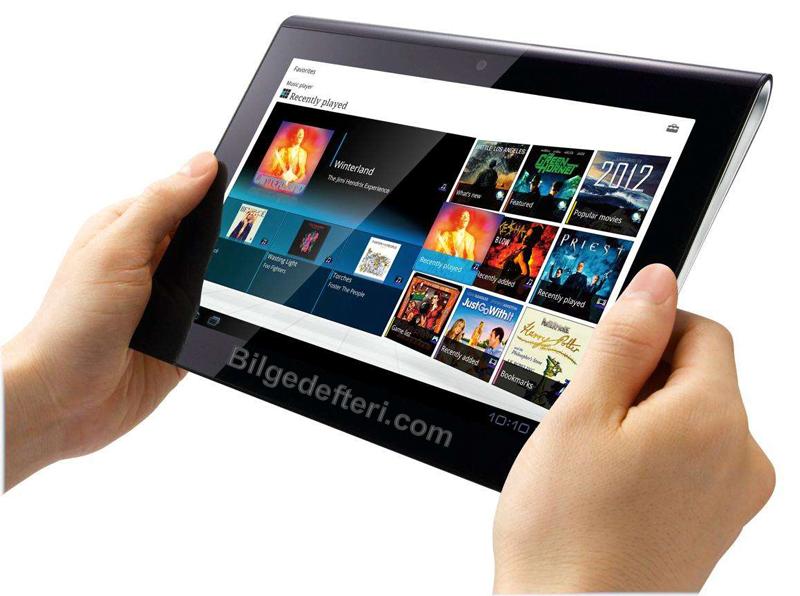 Tablete Yazılım Atma Anlatımı tablete yazılım atma Tablete Yazılım Atma Anlatımı sony tablets1 hands2 lg