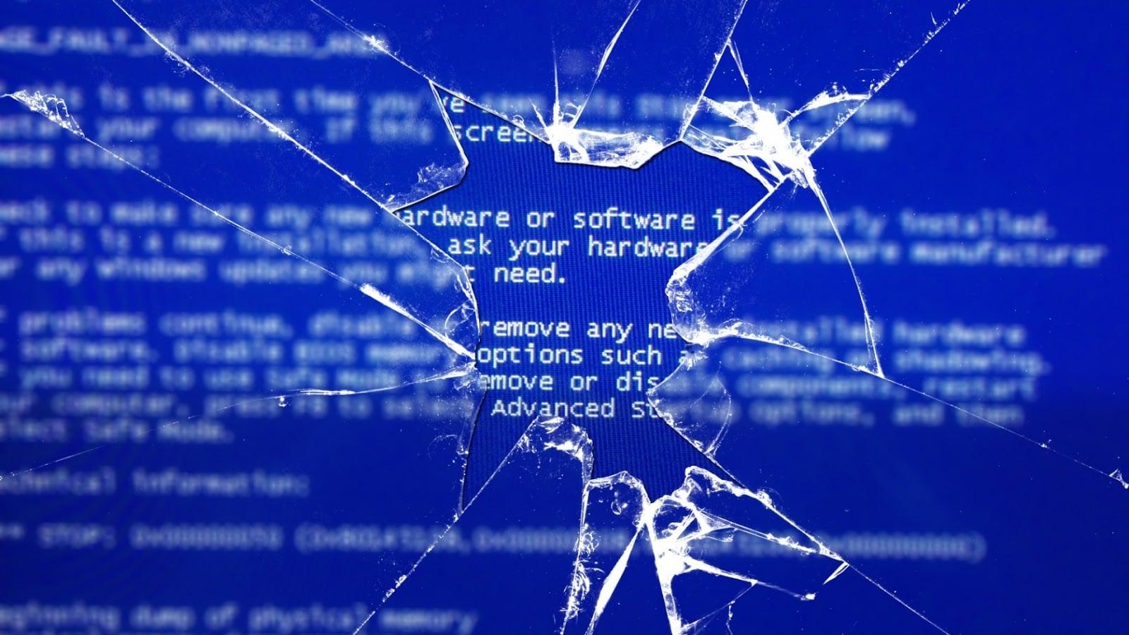 Mavi Ekran Hatası