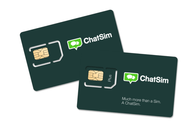 Whatsim, Whatsapp dışında uygulamalar ile Türkiye'de