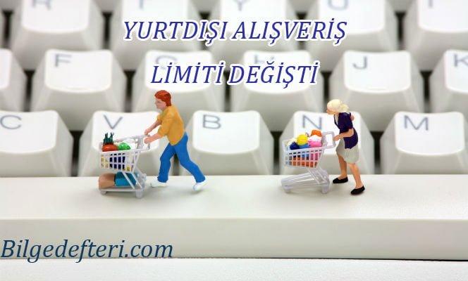 2015 Yurtdışı Alışveriş Limiti yurtdışı gümrük limiti 2015 Yurtdışı Gümrük Limiti 2015 Online Alisveris guvenli 1