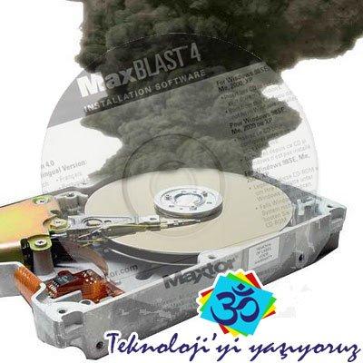 [object object] Maxblast 4 Kullanımı Resimli Anlatım harddiskk