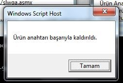 Windows Lisans Silme Windows Lisans Silme Windows Lisans Silme 4