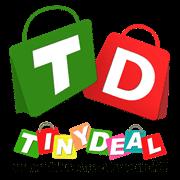 TinyDeal Kampanya ve Kupon Kodları tinydeal kampanya ve kupon kodları Tinydeal Kampanya ve Kupon Kodları TinyDeal Logo App 1801