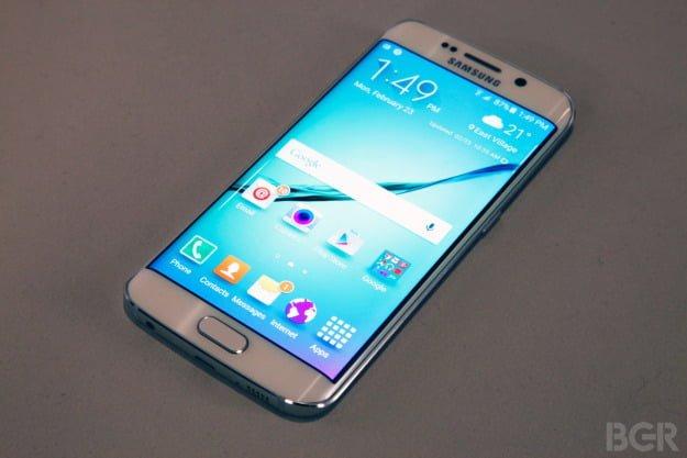 Samsung S6 Edge Büyük Güvenlik Açığı