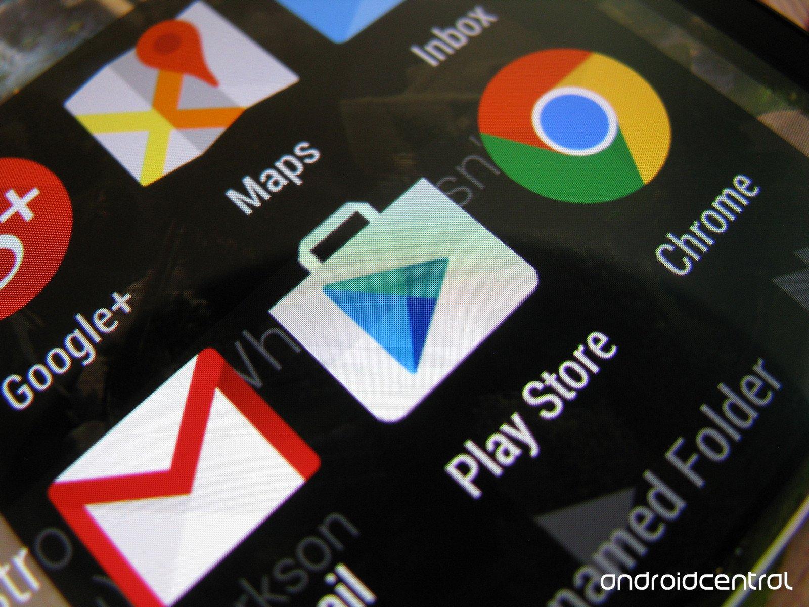 android play store android play store Android Yeni Bir İşlev Kazandı play store icon moto x2