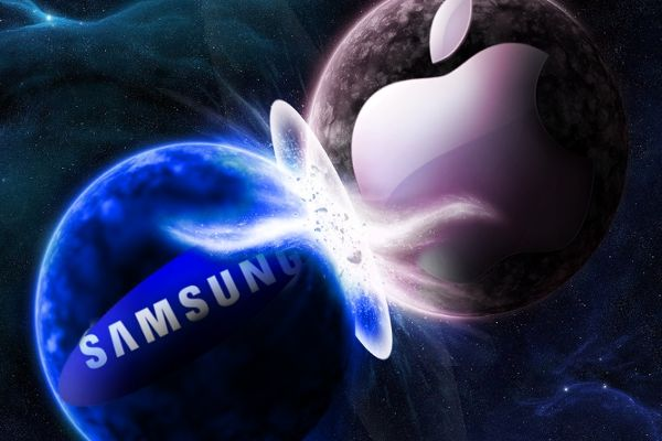 Samsung Apple'a Karşı Bir Cephe Daha Kazandı