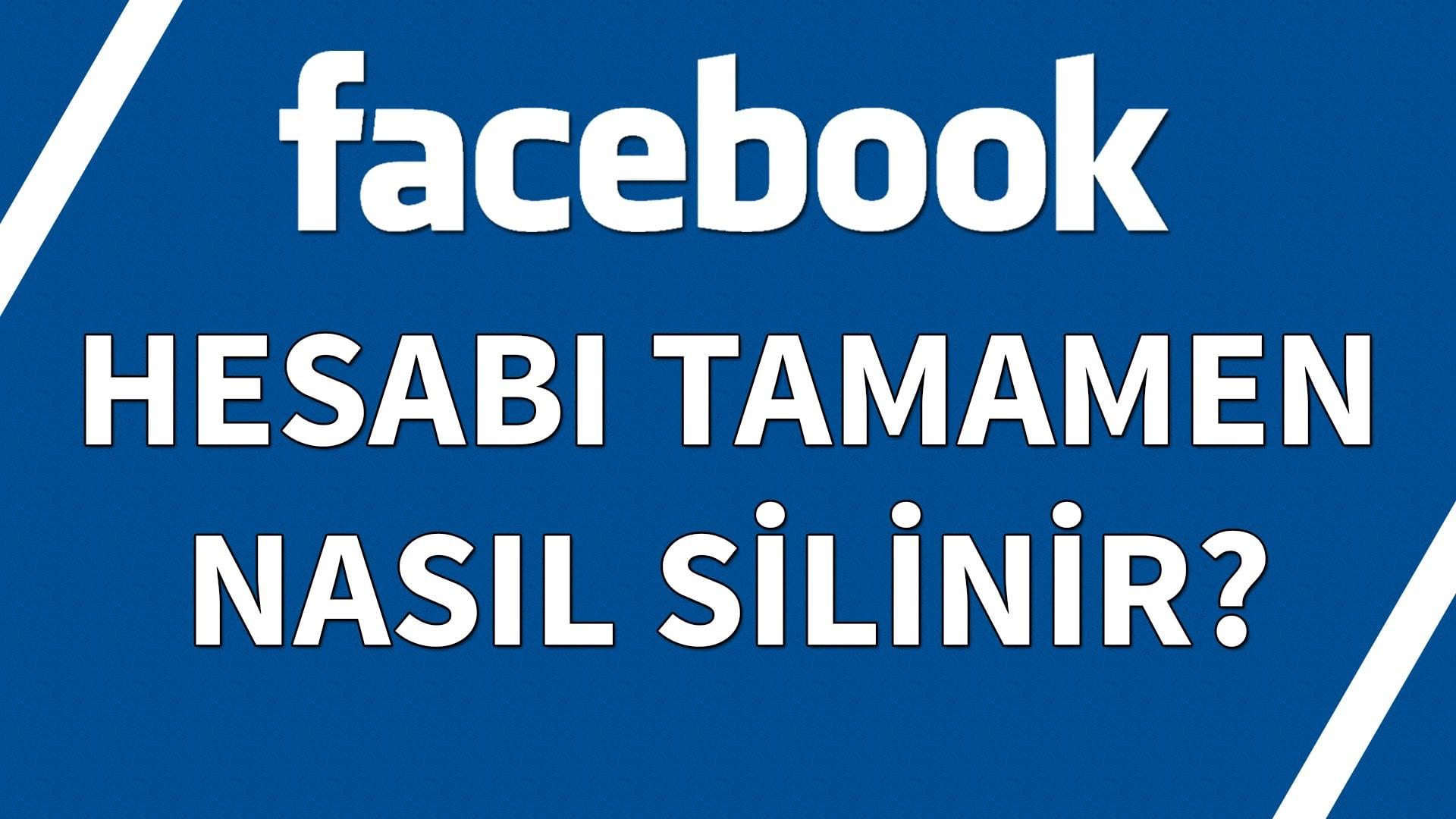 Facebook Hesabı Nasıl Silinir? Facebook Hesabı Nasıl Silinir Facebook Hesabı Nasıl Silinir? maxresdefault 1